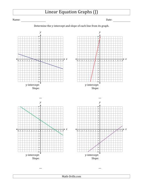 Free Worksheet Finding X And Y Intercepts Worksheet Phinixi – Finding the Slope of a Line Worksheet