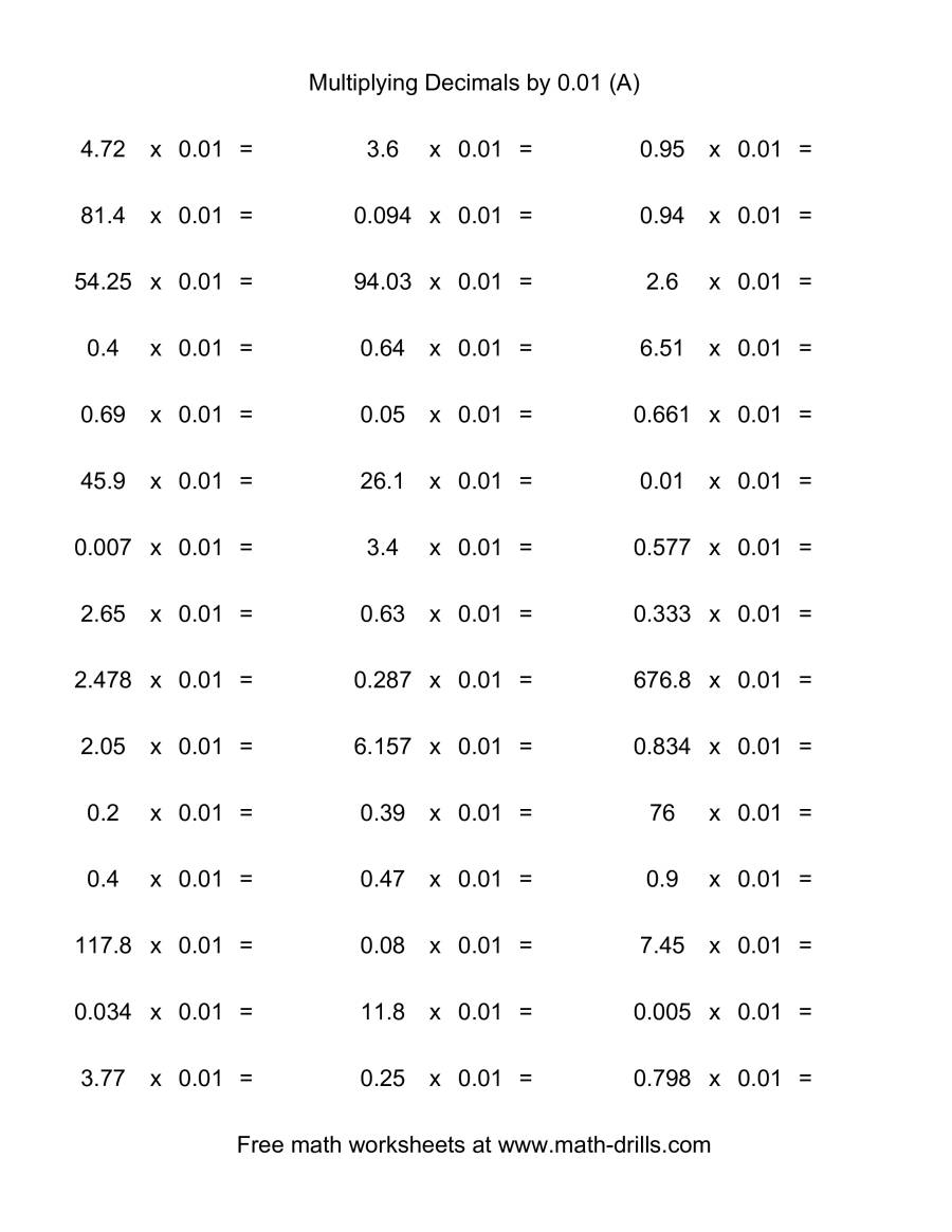 Worksheet Multiplying Decimals By 10 mikyu free worksheet page 154 multiplying decimals by 10 100 and 1000 ks3 tes dividing decimal
