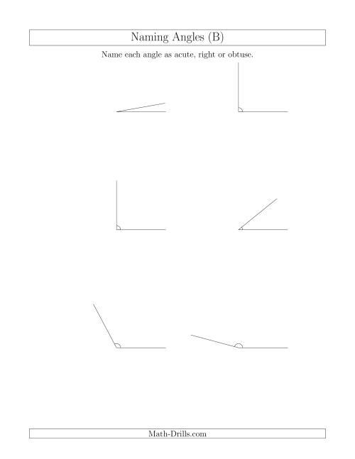 Alternate Interior Angles Worksheet images