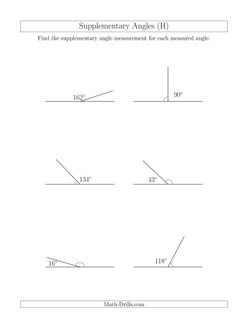 Free Worksheet Complementary And Supplementary Angles Worksheet worksheets on complementary and supplementary angles worksheet supplementaryanglesworksheet complementary