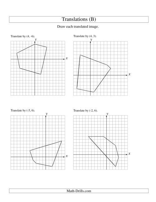 algebra worksheet new 364 algebra translation worksheet. Black Bedroom Furniture Sets. Home Design Ideas
