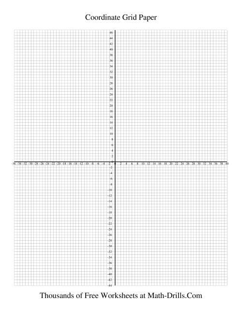 0 25 cm coordinate grid
