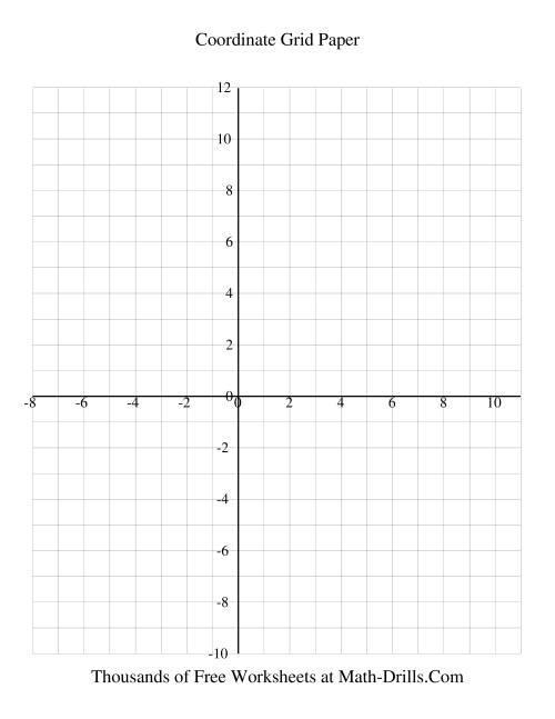 worksheet Positive Coordinate Grid positive coordinate grid printable math worksheets fractions 1 cm 1cm pin 1cmphp grid