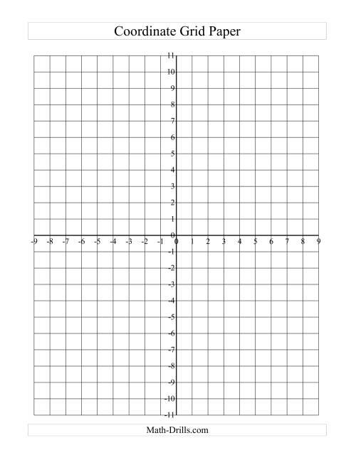 coordinate grid paper a. Black Bedroom Furniture Sets. Home Design Ideas