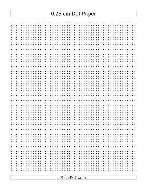 Printable Dot Paper Paper Printable 8 5x11