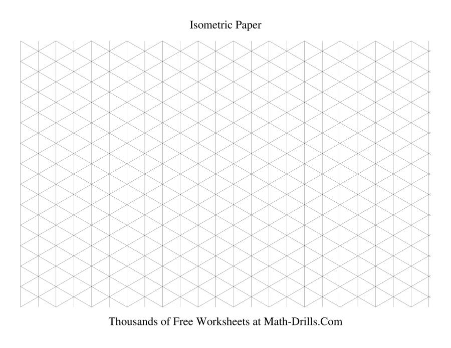 Pin Free Isometric Graph Paper Image Search Results on Pinterest