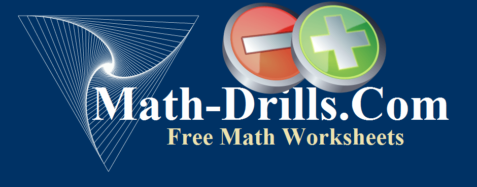 Integers Worksheets – Rules for Adding and Subtracting Integers Worksheet