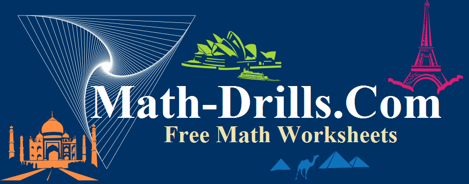 Tour of Math-Drills.com for new users including instructions on how to use the website.