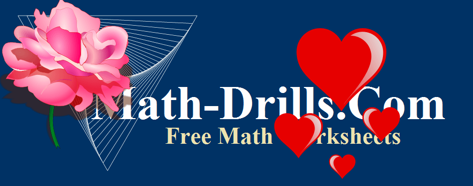 valentines day math worksheets valentines day math worksheets from graph paper and comparing numbers to  patterning and operations