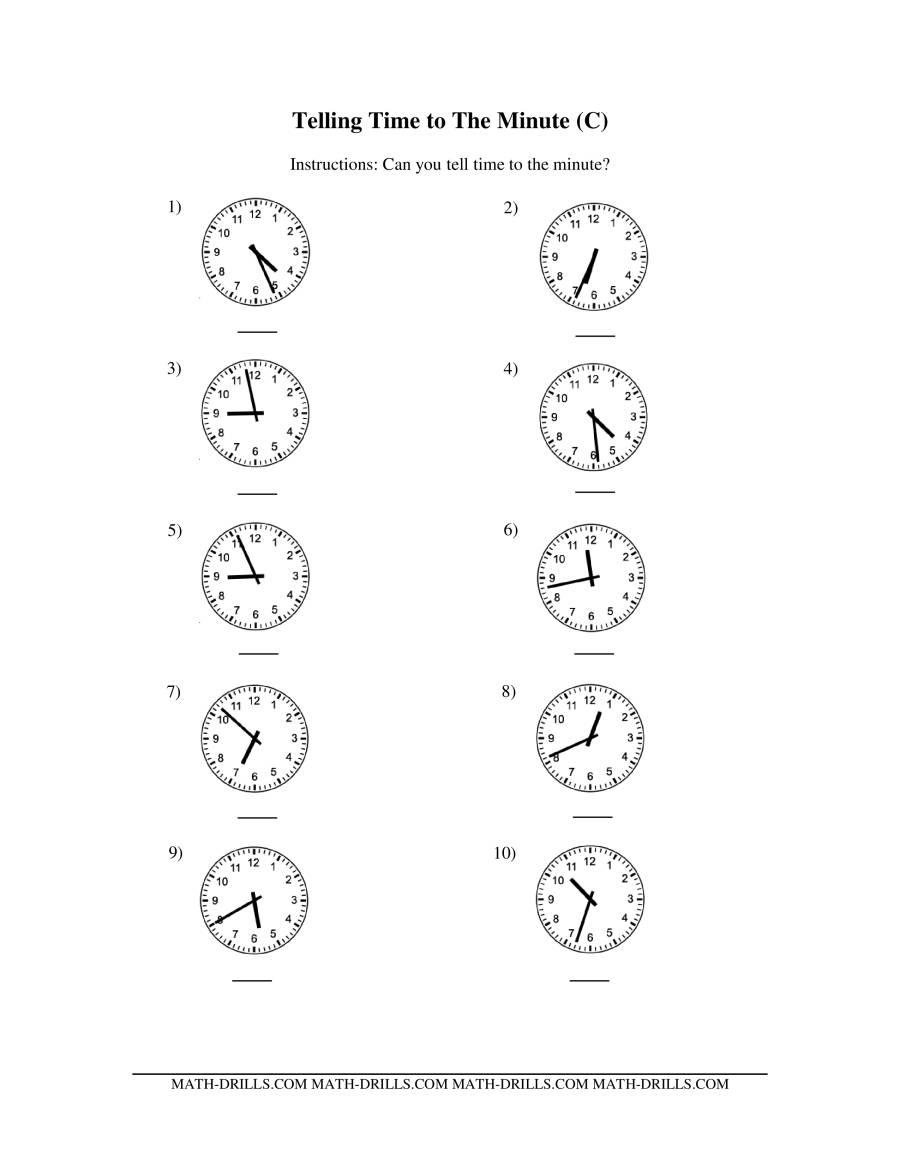 worksheet. One Minute Multiplication Test. Grass Fedjp Worksheet ...