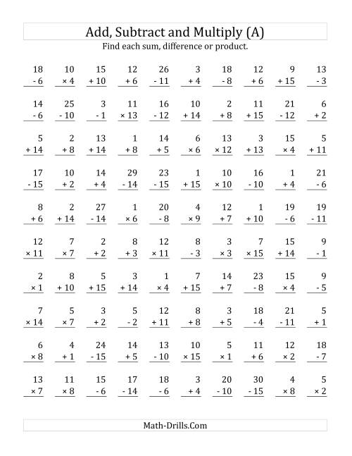 First Grade Math Facts Worksheets division with decimals worksheet – 1st Grade Math Worksheets Addition and Subtraction