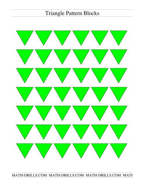 Pattern Blocks All