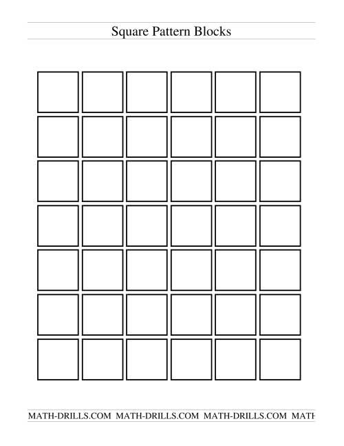 Worksheets Pattern Block Worksheets black and white pattern blocks