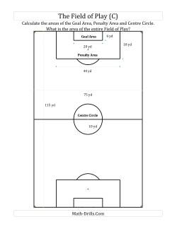 World Cup Math -- The Field of Play