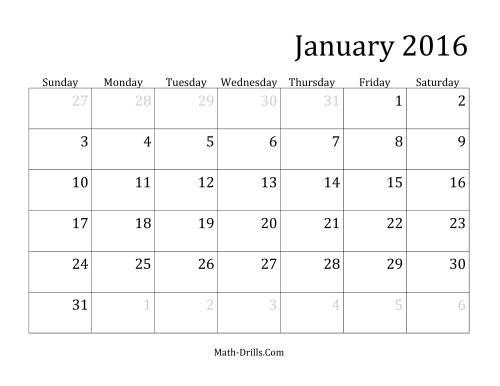 2016 monthly calendar time worksheet. Black Bedroom Furniture Sets. Home Design Ideas