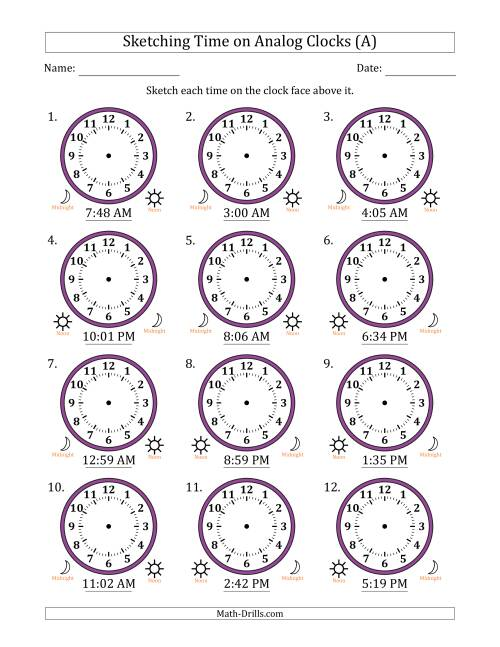 Free Math Drills | 1st Grade Homeschool | Pinterest | Free math ...